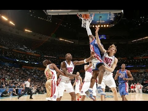 Top 10 Dunks in the All-Star Game