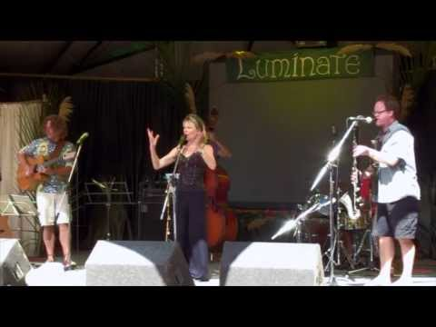 Carolina Moon ~ Song for the Earth HD ~ Luminate Festival 2013