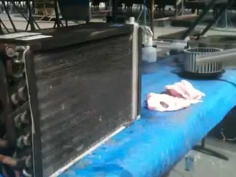 Marine Water Boats A/C, Water Chillers, Refrigeration Systems, Mainten