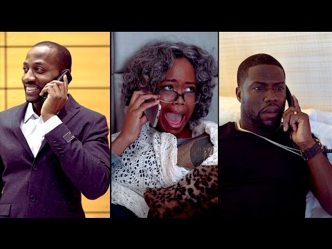 Kevin Hart checks into the WRONG Hotel!