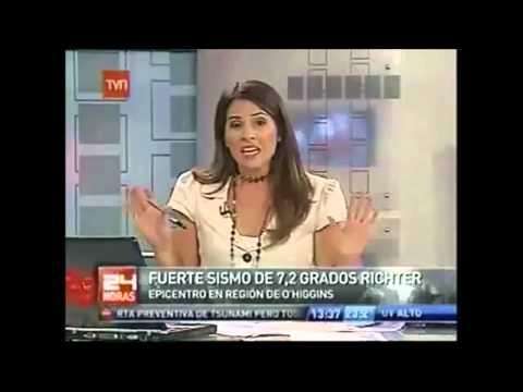 Earthquake USA and Chile LIVE on news |  美國地震和智利生活新聞