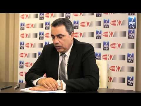 image vidéo أول حوار لرئيس الحكومة مهدي جمعة