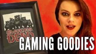 Gaming Goodies- How to take your gaming shirts and turn them into art