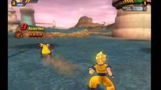 Dragon Ball Z Budokai Tenkaichi 3 Goku Vs Turles,Slug