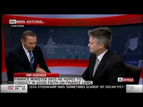 Sky News - AM Agenda - 25 March 2014