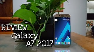 Video Samsung Galaxy A7 2017 aY2r1wZ5ZA4
