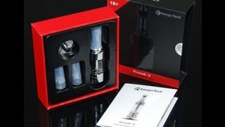How To Clean & Dry Burn Kanger ProTank II & Mini