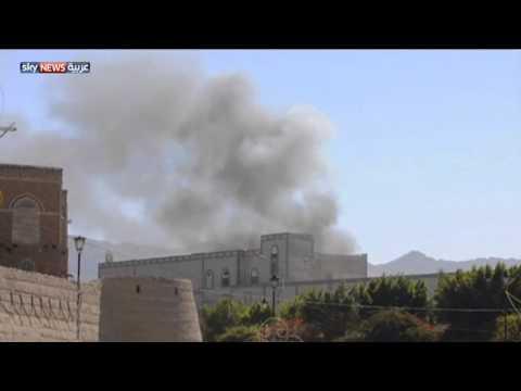 image vidéo قتلى بهجوم على وزارة الدفاع اليمنية