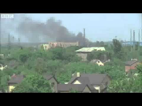 NEWS Ukraine Crisis Crimea Fighting OF Airport - News