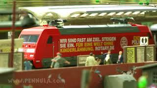 Die schönsten Lokomotiven und Züge im Miniatur Wunderland
