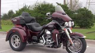 2014 Harley Davidson Trike New Tri Glide Motorcycles For