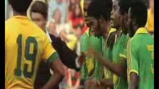 Brazil- Zaire, Football WC 1974
