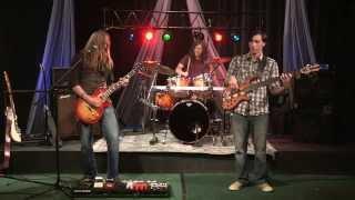 Michael Brisbane - Crosscut Saw Live
