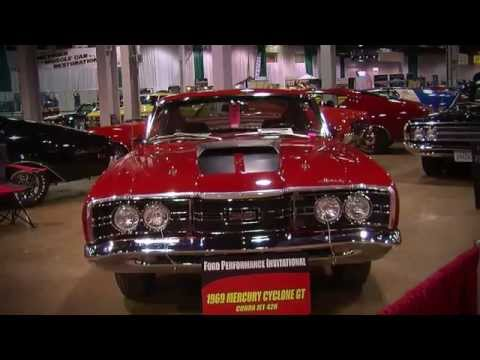 2013 Muscle Car And Corvette Nationals Coverage: 1969 Mercury Cyclone