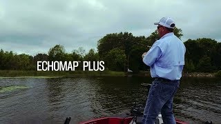 Garmin Echomap Plus 92sv с трансдьюсером GT52 видео Эхолоты