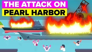 The Attack on Pearl Harbor - Surprise Military Strike by the Imperial Japanese Navy Service