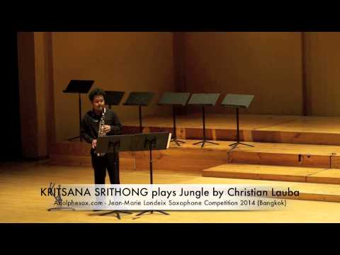 KRITSANA SRITHONG plays Jungle by Christian Lauba