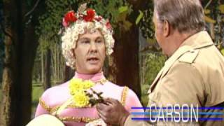 Johnny Carson Appears as Cupid, 1980