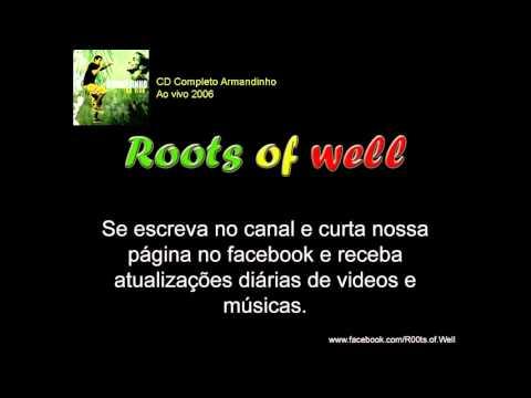 CD Armandinho ao vivo 2006 (Só Música)