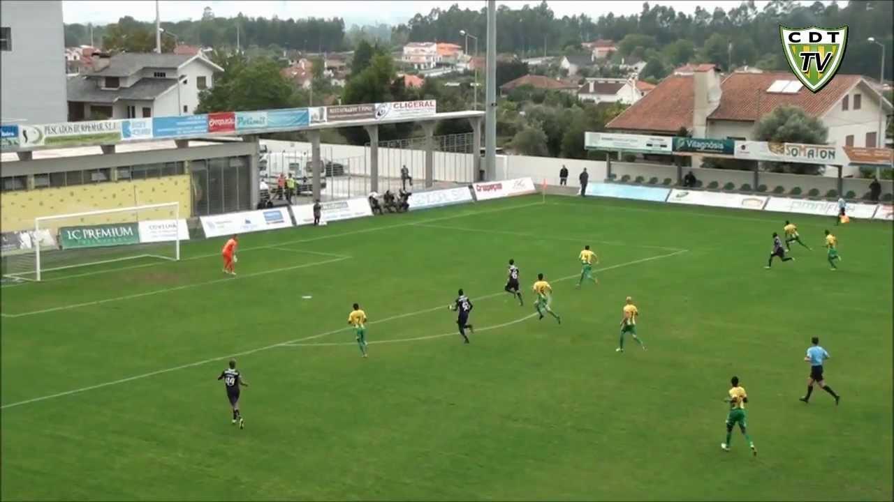 CD Tondela 1-2 Sporting CP B