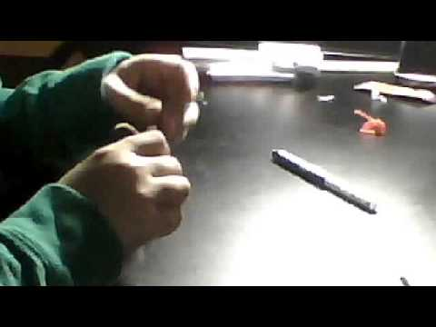 Comment faire un pistolet avec un stylo youtube - Comment fabriquer un pistolet ...