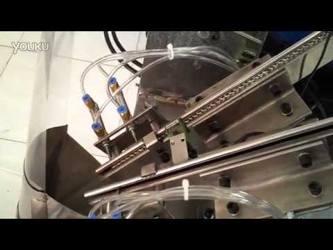 Automatic Screw Packaging Machine With 2 Vibrating Bowls,Automatikus csavar csomagológép
