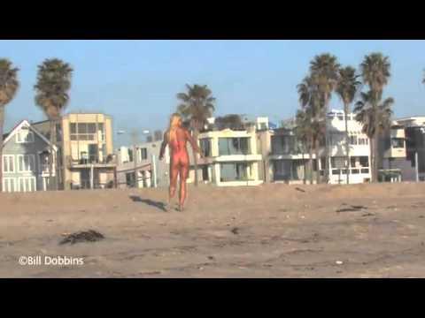 Arina Manta   Bikini Beach