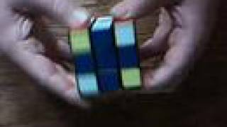 *** VERY SIMPLE EASY How To Solve The Rubik's Cube