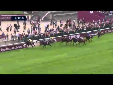Vidéo de la course PMU TOTAL PRIX MARCEL BOUSSAC - CRITERIUM DES POULICHES