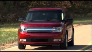 All new Ford Flex 2013 Driving videos