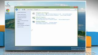 How To Change The Default Browser In Windows® 8