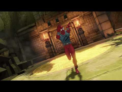 Видео-демонстрация дополнительного костюма Scarlet Spider