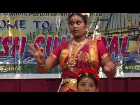 CAA - AP Cultural Festival - Oct 16th 2016 -   Item-11 - AmaravatiGeetam