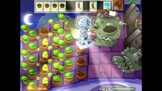 Boss Final Plantas Vs Zombies Versión Español (Final