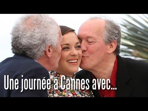 Une Journée à Cannes avec Marion Cotillard [Deux Jours, Une Nuit]