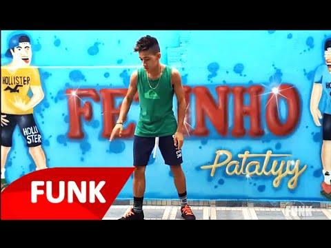 Fezinho Patatyy -Dançando sua musica - Me da Piriquita