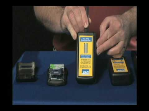 BAPI HVAC Wireless Field Verifier 1 of 3