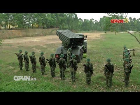 Sức mạnh Quân đội Việt Nam: Pháo phản lực BM-21 của Lữ đoàn 204