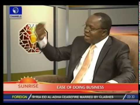 Discussants debate report on ease of doing business in Nigeria - Part 1