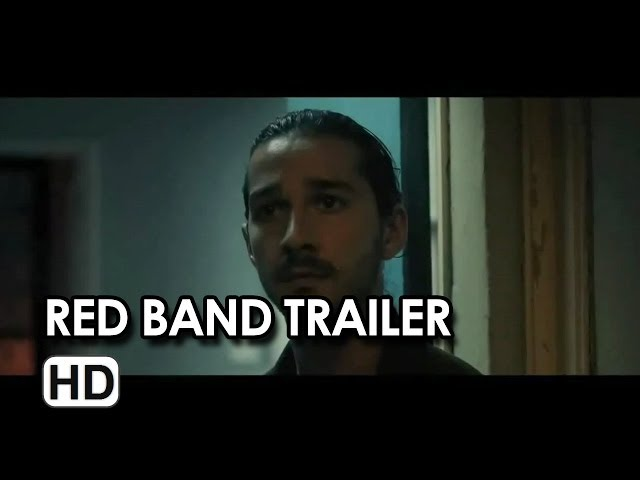 Charlie Countryman Official Red Band Trailer #1 (2013) - Shia LaBeouf HD