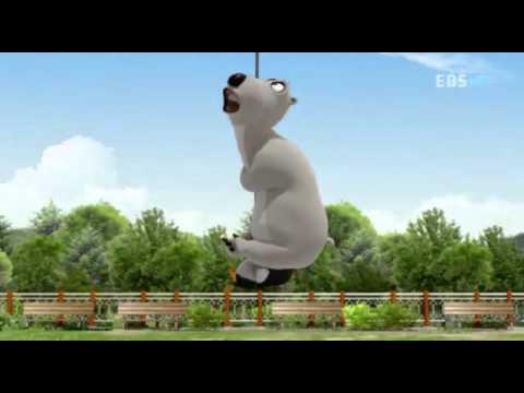 Gấu trắng nghịch ngợm 2