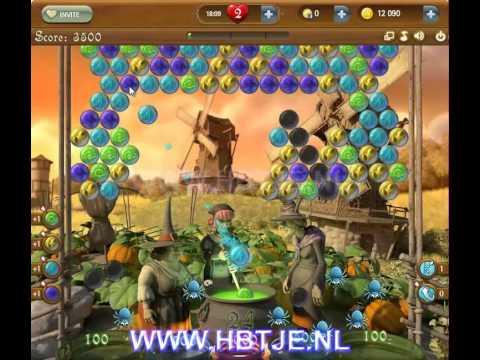 Bubble Witch Saga level 22