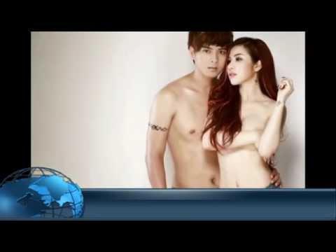Thúy Khanh ,Hồ Quang Hiếu chụp ảnh bán nude táo bạo gây bão cộng đồng mạng