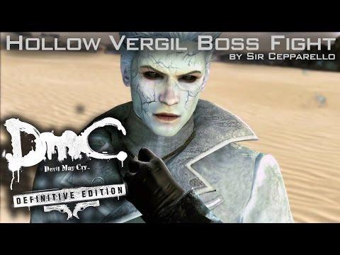 DmC: Devil May Cry - Hollow Vergil Boss Fight