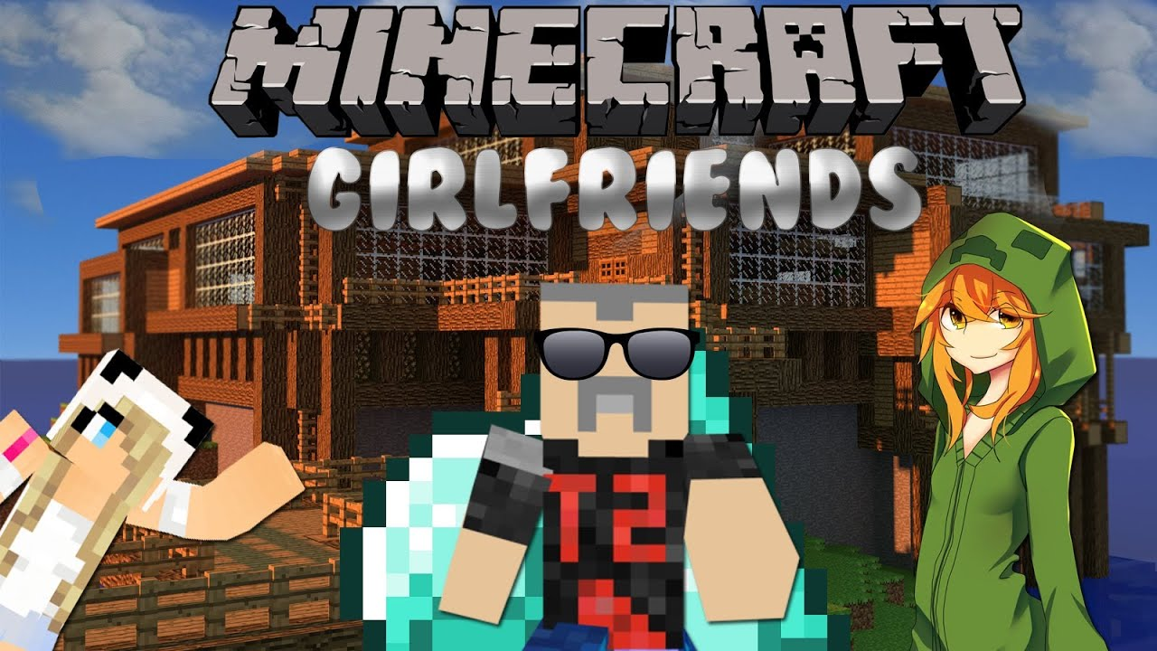how to get a girlfriend on minecraft ps3