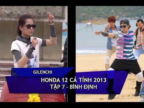 [Gilenchi CUT] Honda 12 cá tính 2013 | Tập 7 | Bình Định