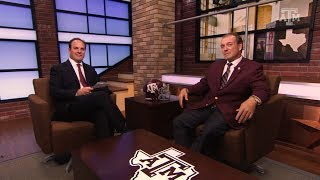 Texas A&M Football: A Conversation with Jimbo Fisher