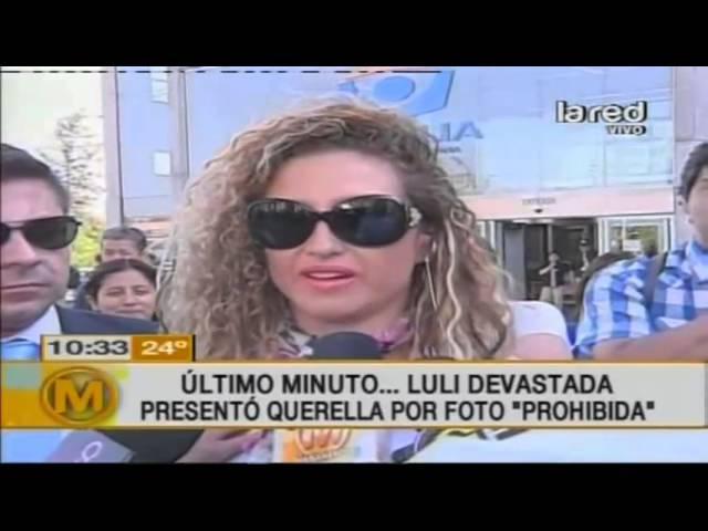 Schilling, reacción de Luli a ver su foto prohibida sería actuada