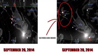 9/28/2015 And 9/26/2017 The Woman Clothed With Sun, Moon