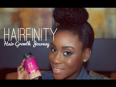Hairfinity | Hair Growth Journey Begins & Length Check